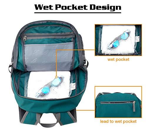 Venture Pal Lightweight Packable Travel Hiking Backpack