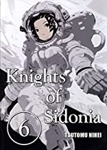 knights of sidonia volumes