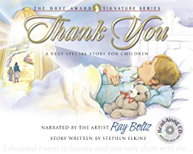 Thank You with CD (Audio) (Dove Award Signature Series)