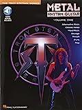 Metal Rhythm Guitar Vol.I: 1 (Troy Stetina)