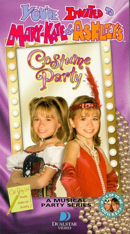 You're Invited to Mary-Kate & Ashley's Costume Party [VHS]