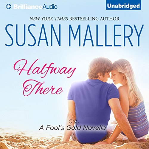 Halfway There audiobook cover art