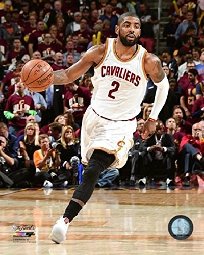 Kyrie Irving Game 3 of The 2016 NBA Finals Photo Print (20,32 x 25,40 cm)