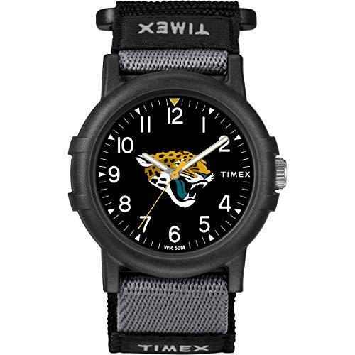 Timex Youth TWZFJAGYA NFL Recruit Jacksonville Jaguars Watch