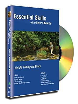 Essential Skills - Wet Fly Fishing On Rivers [DVD] by Day Gardner