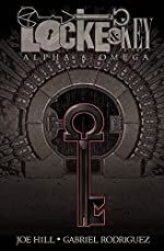 Locke & Key Volume 6 - Alpha & Omega de Joe Hill