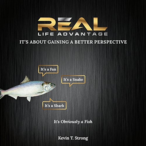Real Life Advantage audiobook cover art