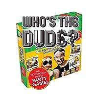 Who's The Dude? – Jeu de Société Joue avec Fred Version Anglaise