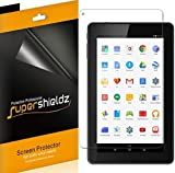 Supershieldz (3 Pack) for Polaroid 9 inch Tablet (P909) Screen Protector, High Definition Clear Shield (PET)