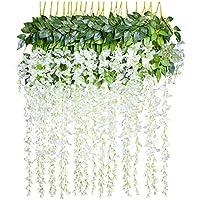 cortinas flores exterior