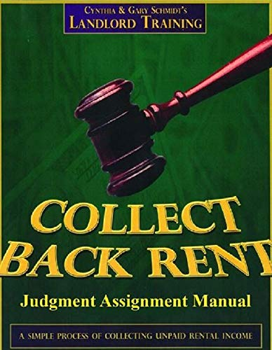 Judgment Assignment Manual: Starting a Judgment Assignment busines (English Edition)