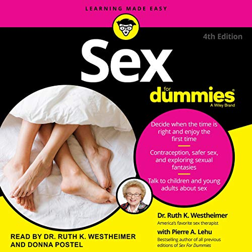 Sex for Dummies, 4th Edition cover art