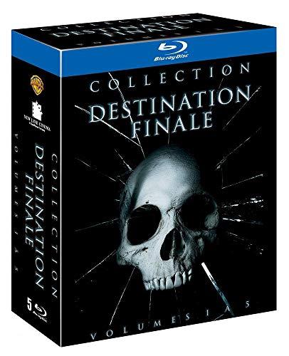 Collection Destination finale - Volumes 1 à 5 [Francia] [Blu-ray]