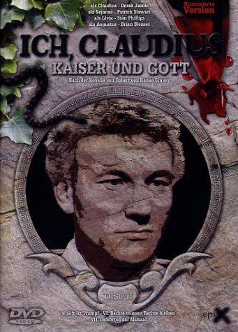 Ich, Claudius - Kaiser und Gott, Folge 05-07 (Uncut Version)
