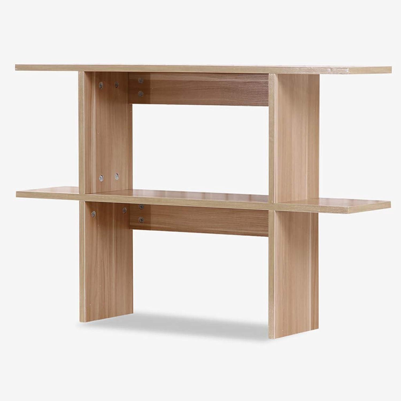 Bookcase Shelf, Desk Shelf Desktop Storage Rack, Office Storage Shelf