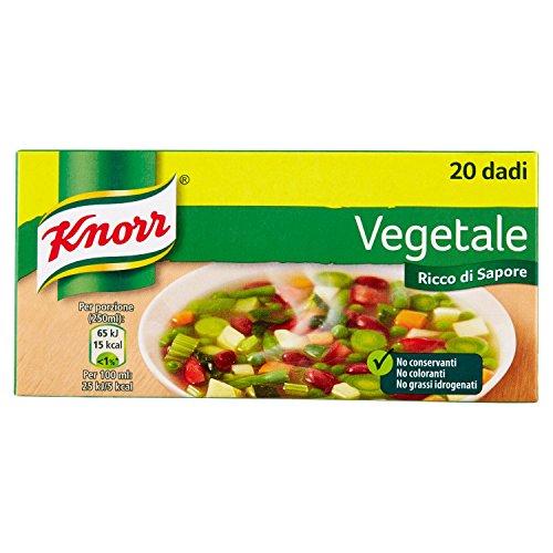Knorr Dado Gusto Vegetale - 200 g