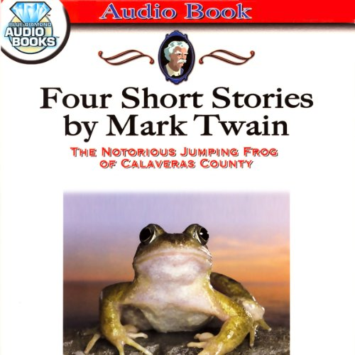 The Notorious Jumping Frog of Calaveras County audiobook cover art