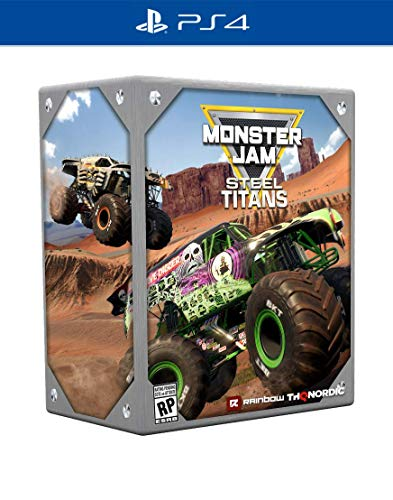 Monster Jam Steel Titans: Collector's Edition (輸入版:北米) - PS4