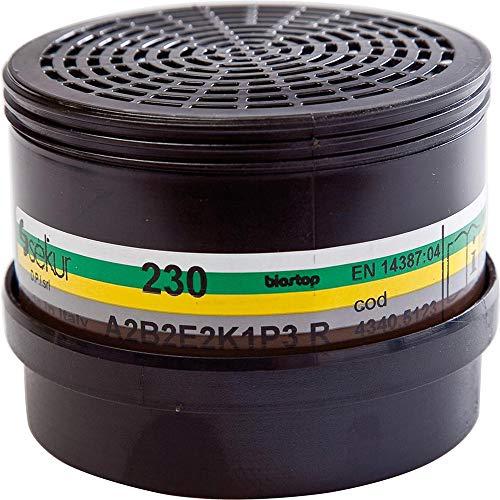 Format 4013207423561–Filter 230a2b2e2K1p3r D f. Polimask 230(Pck. a1st)