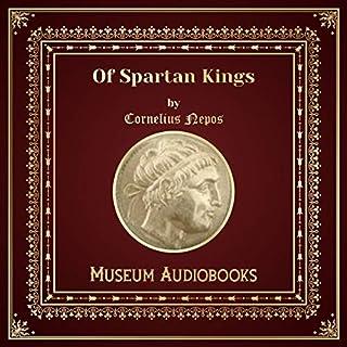 Of Spartan Kings cover art