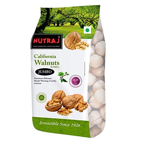 Nutraj California Inshell Walnuts, 1000g