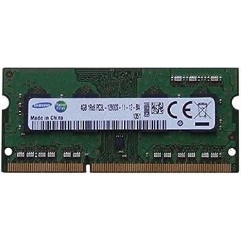 Samsung original 4GB, 204-pin SODIMM, DDR3 PC3L-12800, ram memory module for laptop ( M471B5173QH0-YK0 )