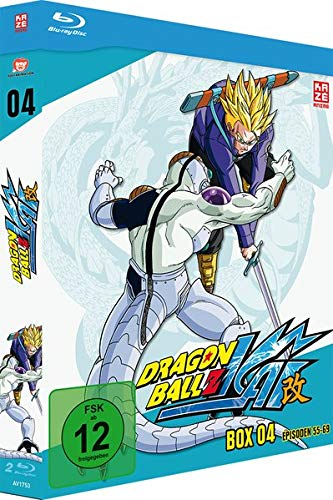 Dragonball Z Kai - TV-Serie - Vol.4 - [Blu-ray]