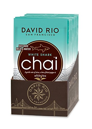 White Shark Chai - David Rio Chai Sachet (Probierbeutel) 28g