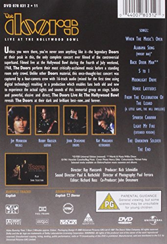 The Doors: Live at the Hollywood Bowl