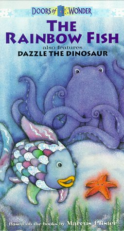 The Rainbow Fish and Dazzle the Dinosaur [VHS]