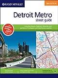 Rand McNally Detroit Metro, Michigan: Street Guide (Rand Mcnally Street Guide)