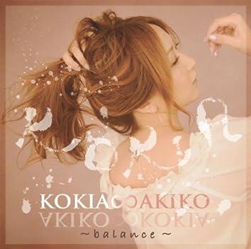 KOKIA AKIKO -balance-