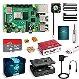 LABISTS Raspberry Pi 4 Modèle B (4 B) 4Go Starter Kit [ 2019 Version Dernière ] 32...