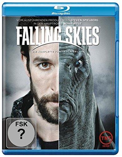 Falling Skies - Staffel 5 [Blu-ray]