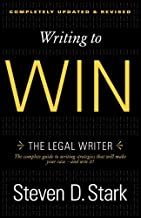 Writing to Win: The Legal Writer (English Edition)