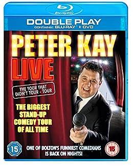 Peter Kay Live - The Tour That Didn't Tour - Tour