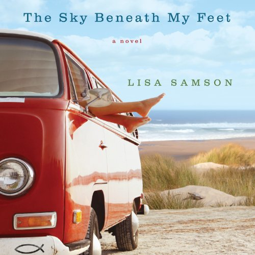 The Sky Beneath My Feet audiobook cover art