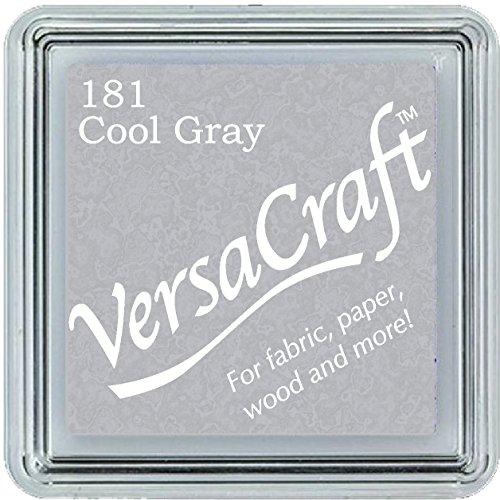 Versacraft Stempelkissen, 181 Cool Gray, klein, Cool, 25 x 25 mm