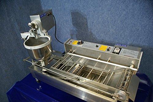 Donut Maschine, Donutmaschin, Donut-Roboter-Vollautomat, Alvin Star Typ: AD 05, Donutmaker