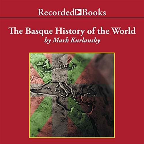 Basque History of the World audiobook cover art