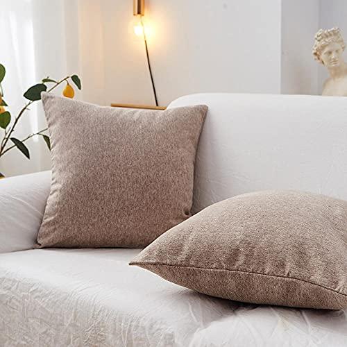 guanciali, cuscino ideale per tutti i letti, offerta, confortevole -Cammello_45x45cm.