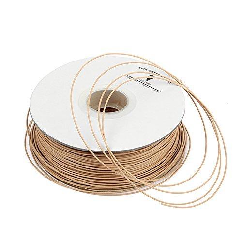 SainSmart importado 1.75 mm Colour marrón claro filament