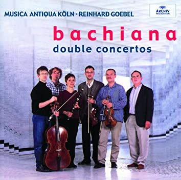Bachiana II - Music by the Bach Family: Concertos