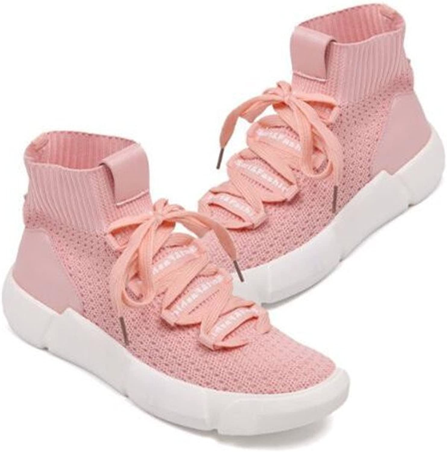Edv0d2v266 Women's Couple Casual Retro Sneakers Breathable Athletic Sports shoes