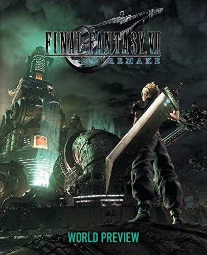 Final Fantasy VII Remake: World Preview steampunk buy now online