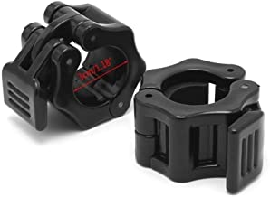 barbell clip 2 stuks Dumbbell Barbell Collar Clips Clamp Gym Gewichtheffen Fitness Training Strength Training