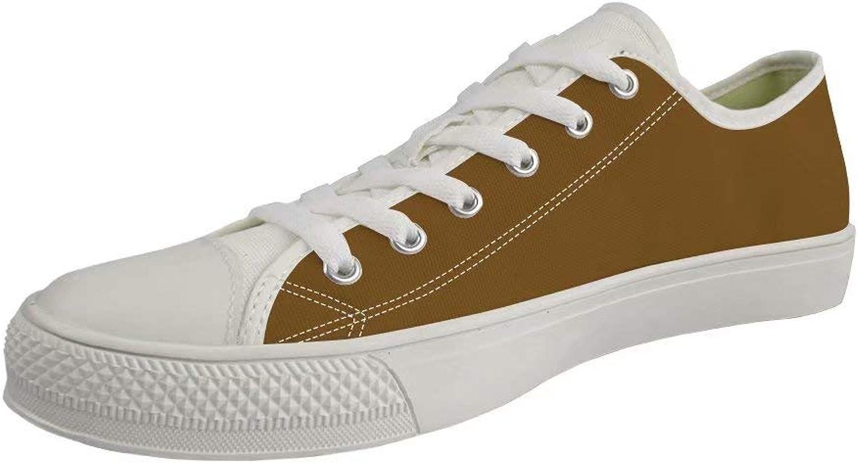 Dellukee Fashion Canvas Sneakers Women Men Casual Non Slip Low Top Walking shoes