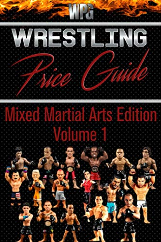 Wrestling Price Guide Mixed Martial Arts Edition Volume 1