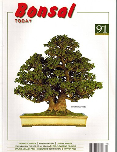 Bonsai Today: # 91, May-June 2004