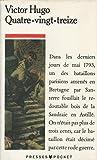 Quatre-vingt-treize - ERREUR PERIMES Presses pocket